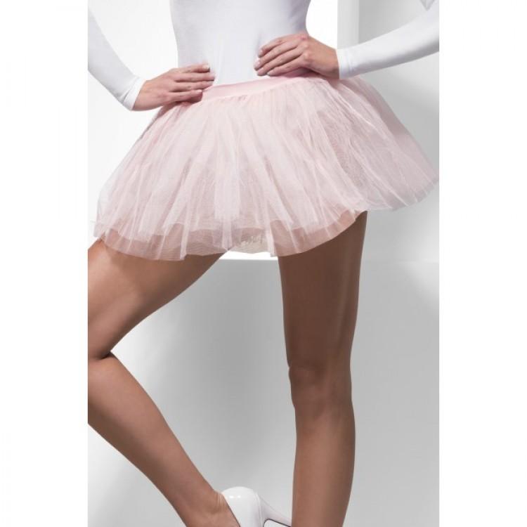 Pale Pink Tutu Underskirt