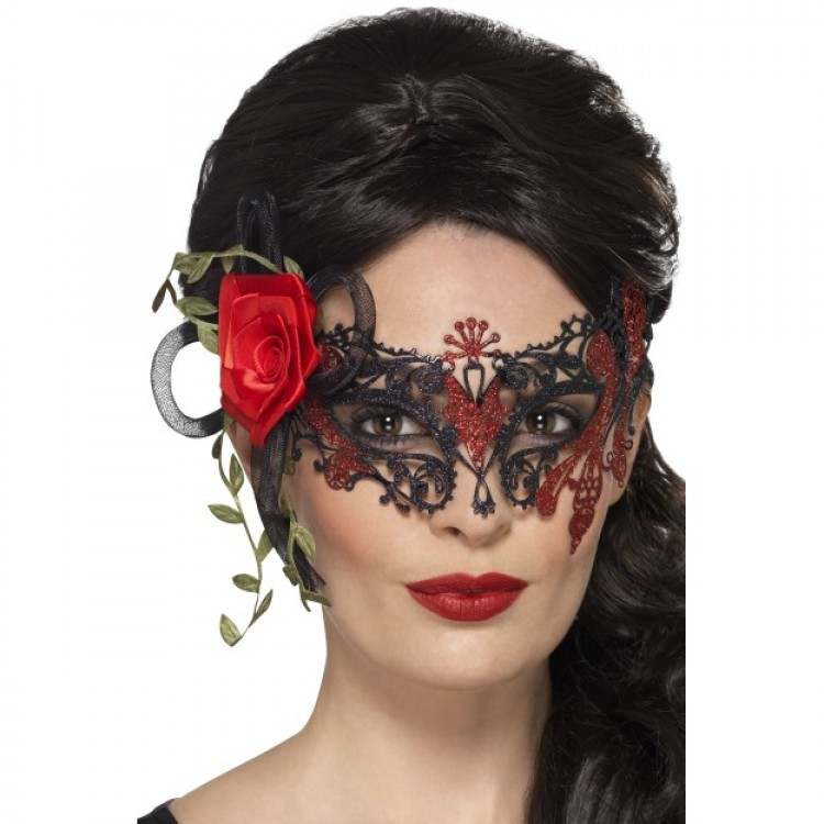 Metal Filigree Eyemask