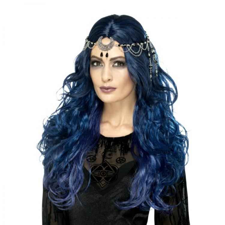 Gothic Moon Head Jewellery
