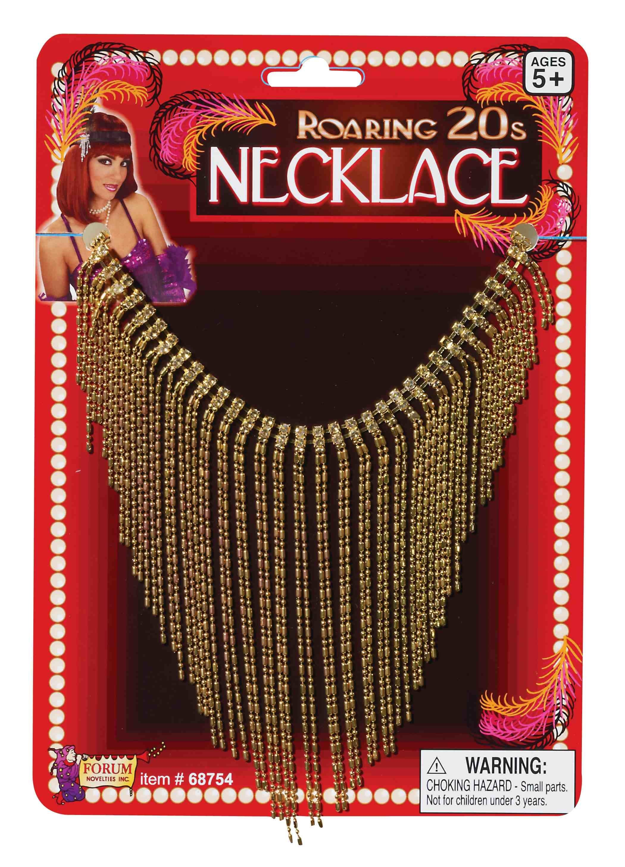 1920's Flapper style necklace