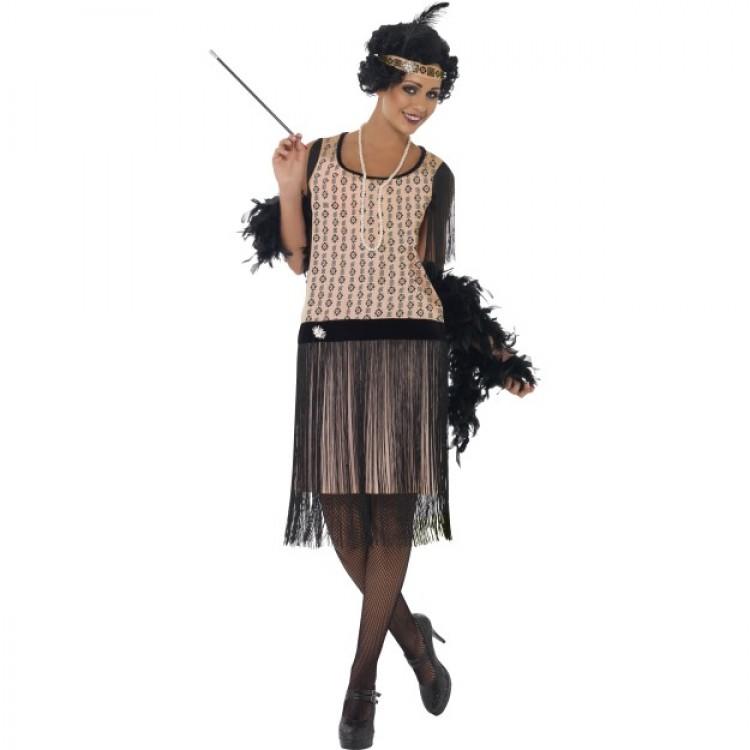 1920's Coco Flapper Costume