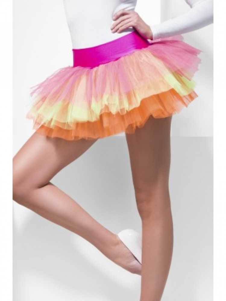 Multi Coloured Tutu Skirt