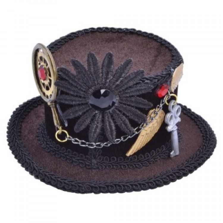 Mini Steam Punk Hat