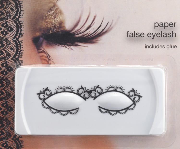 Paper Venice False Eyelashes