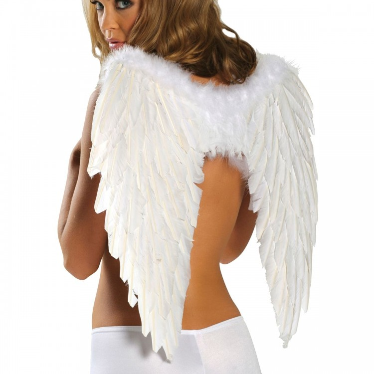 White Feather Wings